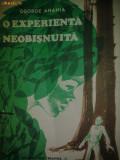 O Experienta Neobisnuita - George Anania