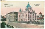 35 - TIMISOARA - Sinagoga - used -1906