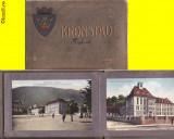 Brasov  -  Album 10 cp-carnet,leporello