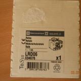 LRD06 - RELEU DE PROTECTIE TERMICA PT. MOTOARE  1 - 1.6 A