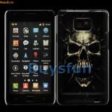 Samsung galaxy s2 i9100 husa craniu - Husa Telefon