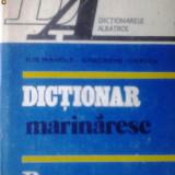 Dictionar Marinaresc - Ilie Manole, Gh. Ionescu - Enciclopedie