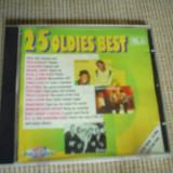 oldies hits best vol 16 disc cd muzica rock pop soul anii 60 hituri ed vest