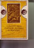 Nicolae Stoicescu - Constituirea Statelor Feudale Romanesti