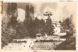 """CP205-33 Bucuresti -Muzeul de arta populara ,,Dr. M.Minovici"""" -RPR -carte postala, circulata 1955 -starea care se vede"""