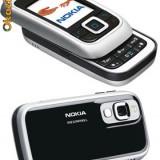 VAND SCHIMB NOKIA 6111 SLIDE - Telefon Nokia, Negru, Cu slide, 256K