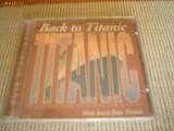 back to titanic CD disc muzica din film cinema pop soundtrack music from movie