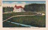 B22536 Castelul Regal De Vanatoare in Poiana Itcani Jud Campullung Mold