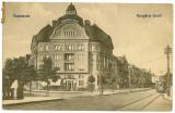 1612 - TIMISOARA - Baia Centrala Hungaria, tramvai - used - 1915