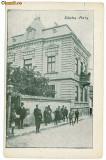 1495 - SILISTRA, Post Office - old postcard - unused -1928