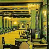 CP208-13 Targu Mures. Palatul culturii. Sala oglinzilor -carte postala necirculata -starea care se vede