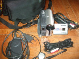 VAND CAMERA VIDEO SAMSUNG VP-D351 PAL, Mini DV, CCD, 20-30x