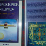 MINIENCICLOPEDIA INTELEPTILOR ~ secolele XIX - XX