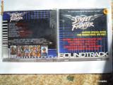 Cd Audio Original Street Fighter - Soundtrack