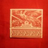 Serie- Aniversarea Victoriei 1946 Madagascar, 1 val.