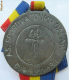 Medalie sport OLIMP GALATI CUPA DUNARII
