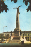 Ilustrata Ploiesti, Monumentul eroilor Independentei de George Vasilescu