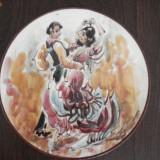 Farfurie DECO - pictata