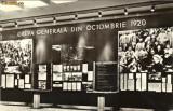 Ilustrata Bucuresti - Muzeul de istorie PCR, Greva generala din octombrie 1920, Necirculata, Fotografie