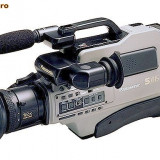PANASONIC AG-455 Professional S-VHS VIDEO-CAMERA - Camera Video Panasonic, 2-3 inch, CCD, 20-30x