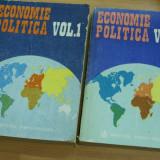 VASILE C NECHITA - ECONOMIE POLITICA. VOL 1-2 - Carte Economie Politica