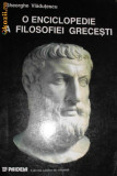 O istorie a Filosofiei Grecesti  -  Gheorghe Vladutescu, Alta editura