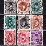 Timbre EGIPT 1927 - King Fuad