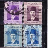 Timbre EGIPT 1937 - King Farouk