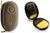 Boxa Difuzor Portabil Telefon Sony Ericsson cu Husa Original NOU Mp3 Telefon