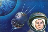 Ilustrata Cosmonautica - Valentina Terescova