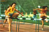 Ilustrata sport - alergari, garduri