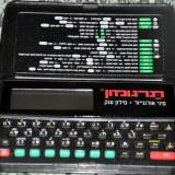 Agenda electronica, calculator