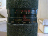 Cumpara ieftin obiectiv Tamron zoom macro 1:3,8~4.5 / f 80~250mm