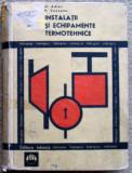 Instalatii si echipamente termotehnice - indreptar - O. Adler, P. Vezeanu