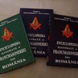 ENCICLOPEDIA ILUSTRATA A FRANCMASONERIEI DIN ROMANIA - H. Nestorescu-Balcesti - Enciclopedie