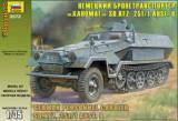 + Macheta 1/35 Zvezda 3572 - Sd.Kfz. 251/1 Ausf.B +
