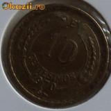 10 centesimos 1970 Chile