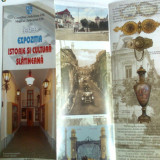 OLTENIA-BROSURA ISTORIE SI CULTURA SLATINEANA, MUZEUL SLATINA