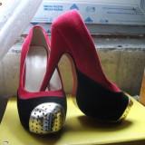 Pantofi replica louboutin - Pantof dama, Marime: 35.5