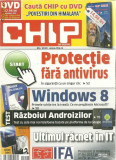 Revista  CHIP - septembrie - 2010 (in  tipla )