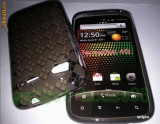 HTC Sensation 4G - HUSA TPU - GREY ED - BURBERRY PATTERN - CEA MAI TARE HUSA, Gel TPU, Griffin