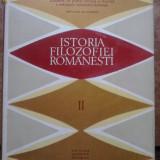 ISTORIA FILOZOFIEI ROMANESTI,VOL.2