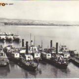 Bnk cp turnu severin - vedere din port - necirculata - Carti Postale Romania dupa 1918