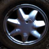 Vand jante auto pe 13 - Janta aliaj Dacia, Numar prezoane: 4, PCD: 100