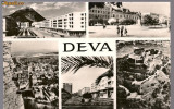 Carte postala-DEVA-vedere