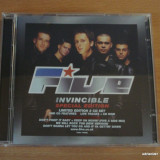 Five - Invincible (2 CD Special Editon) - Muzica Pop sony music