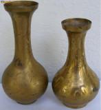 2 vaze din alama