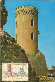 Ilustrata maxima  Targoviste- Turnul Chindiei