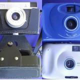Aparat foto Smena plus 2 aparate foto pe film