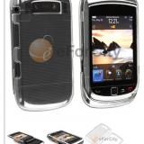 Blackberry Torch 9800 husa transparenta silicon rigid